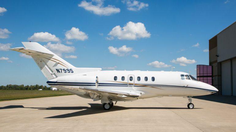 2002 Hawker 800XP