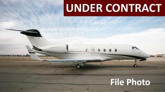 Challenger 350 : New Aircraft – Under Contract!
