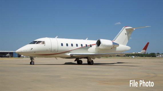 Challenger 605 – Under Contract!
