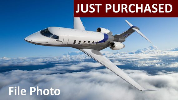 2018 Challenger 350 – Just Purchased!