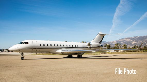 Global 6000 – Under Contract!