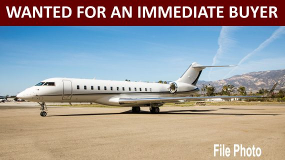 Global 6000 – Wanted