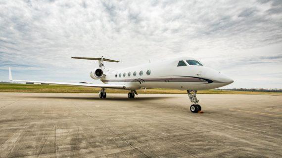 2001 Gulfstream GV
