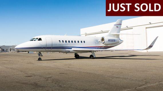 2012 Falcon 2000LX