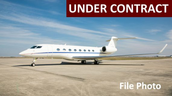 Gulfstream G650ER : New Aircraft – Under Contract!