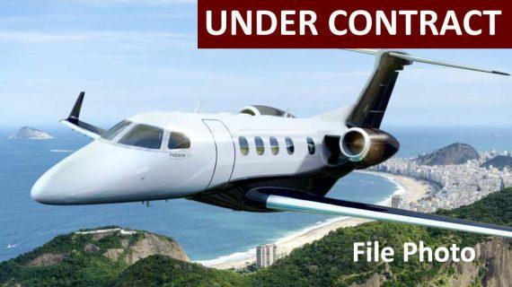 2017 Phenom 300E : New Aircraft – Under Contract!