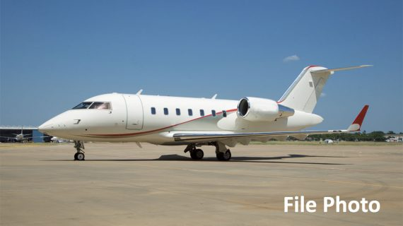 Challenger 605 or 650