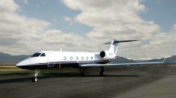 2001 Gulfstream GIV-SP