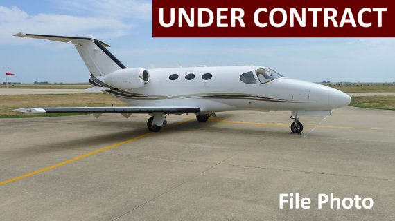 2012 Citation Mustang – Under Contract!