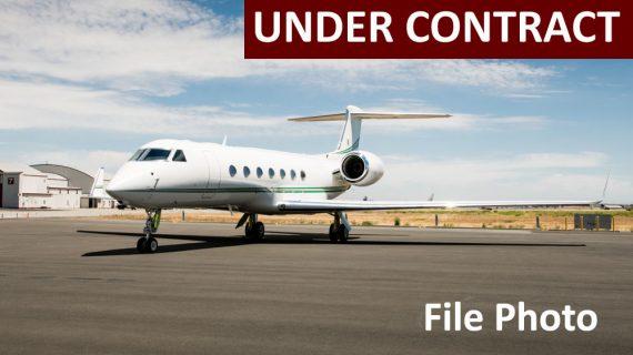2013 Gulfstream G550 – Under Contract!