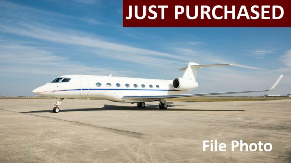 2018 Gulfstream G650ER : New Aircraft – Just Purchased!