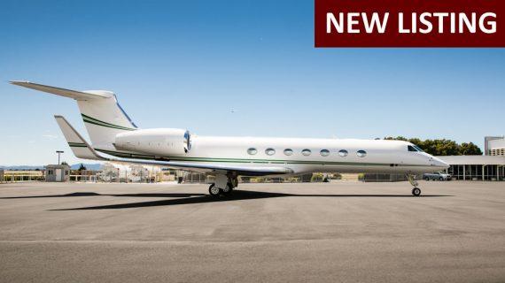 2008 Gulfstream G550