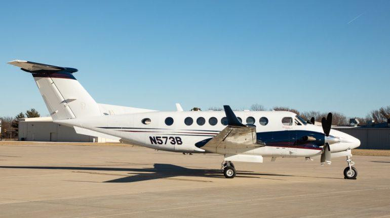 2009 King Air 350i
