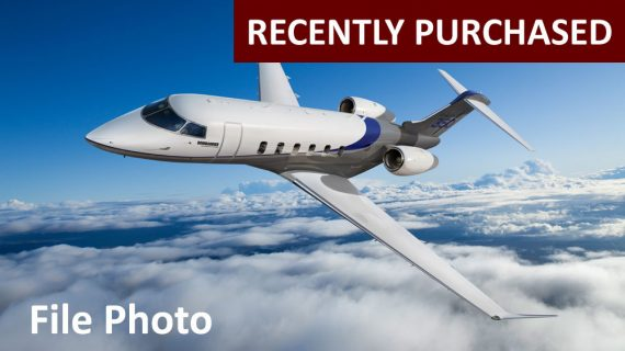 2018 Challenger 350 – Recently Purchased!