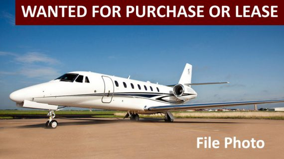 Citation Sovereign+- Wanted for Purchase or Lease