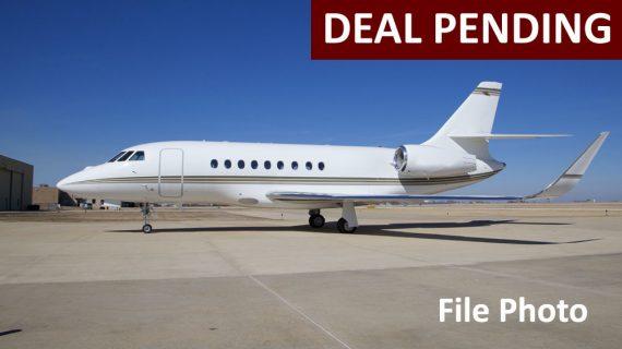 Falcon 2000LX – Deal Pending