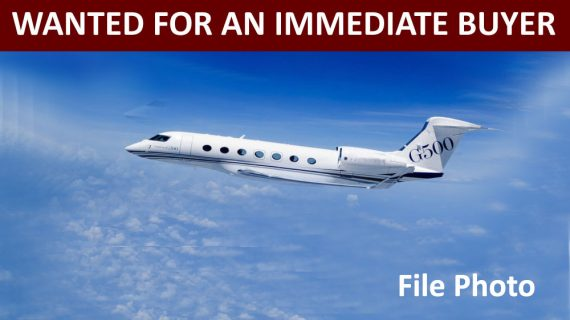 Gulfstream G500 – Wanted for Purchase