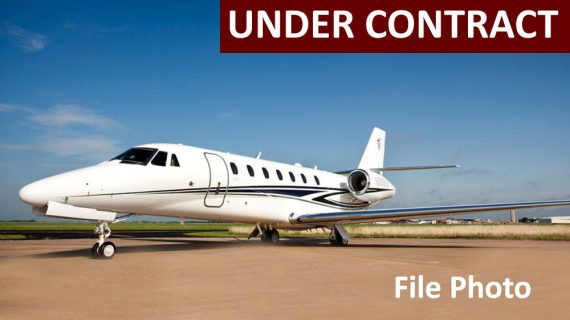 Citation Sovereign+ – Under Contract!