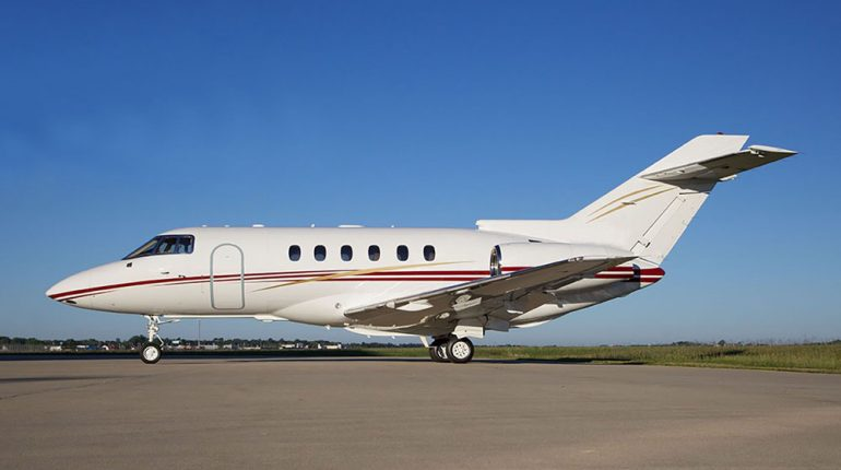 2003 Hawker 800XP
