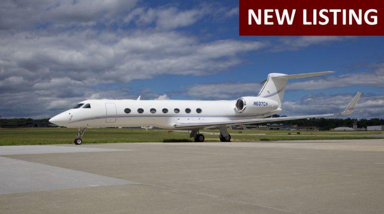 2007 Gulfstream G550
