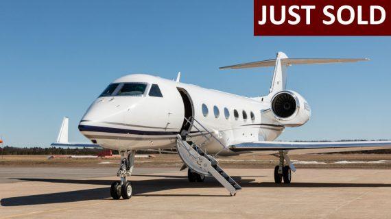 2014 Gulfstream G450