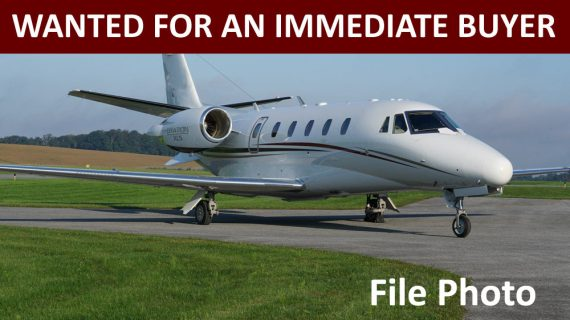 Citation XLS+ – Wanted for Purchase