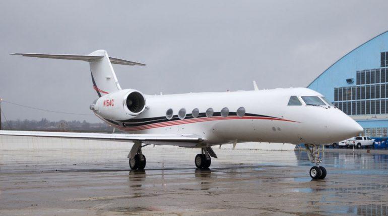 2002 Gulfstream GIV-SP