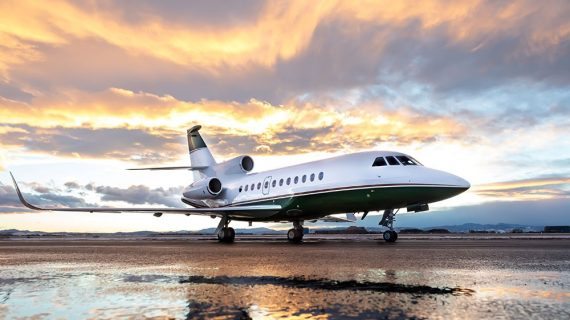 2006 Falcon 900EX EASy with Winglets
