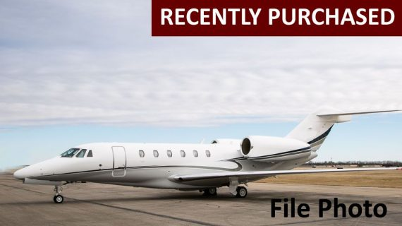 Citation X+ – Recently Purchased