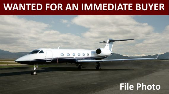 Gulfstream GIV-SP, G400 or early G450 – Wanted