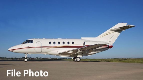 Hawker 800XP – Just Purchased