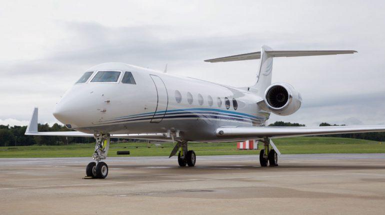 2010 Gulfstream G550