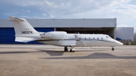 2001 Bombardier Learjet 60