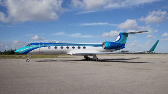2019 Gulfstream G550