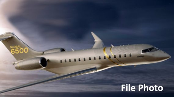 Global 6500 – U/C – New Aircraft Acquisition from Bombardier