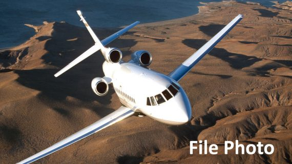 Falcon 900LX – U/C – New Aircraft Acquisition from Bombardier