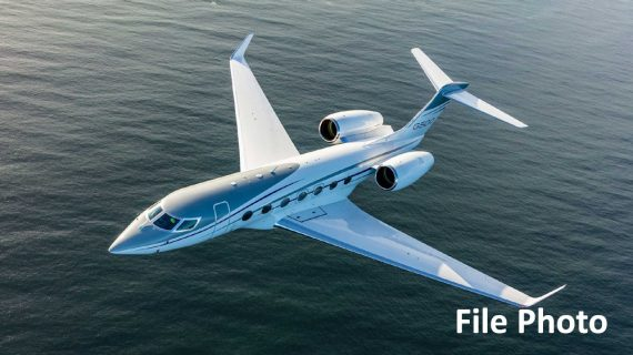 Gulfstream G500 – U/C – New Aircraft Acquisition from Gulfstream