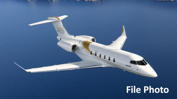 Challenger 3500 – U/C – New Aircraft Acquisition from Bombardier